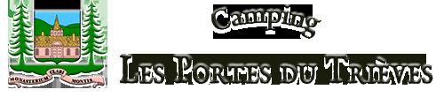 Camping Les Portes du Trièves - Monestier de Clermont